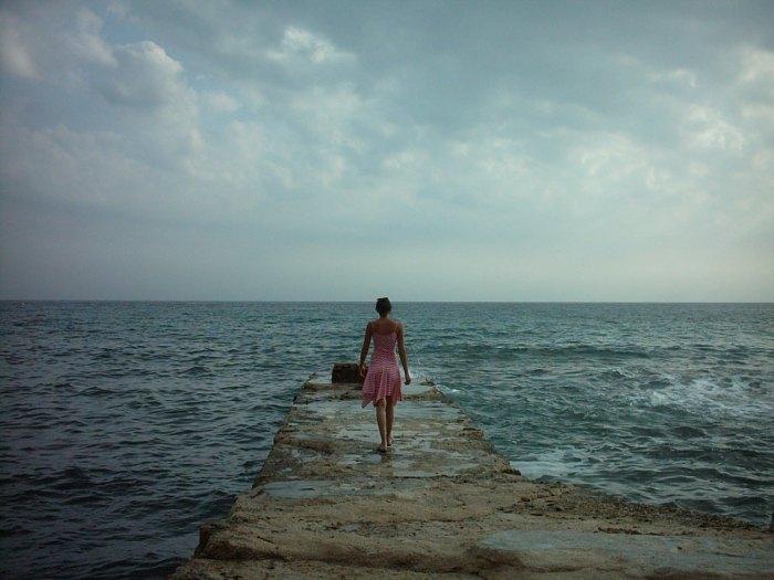 Une quête est aussi vaste qu'une mer...