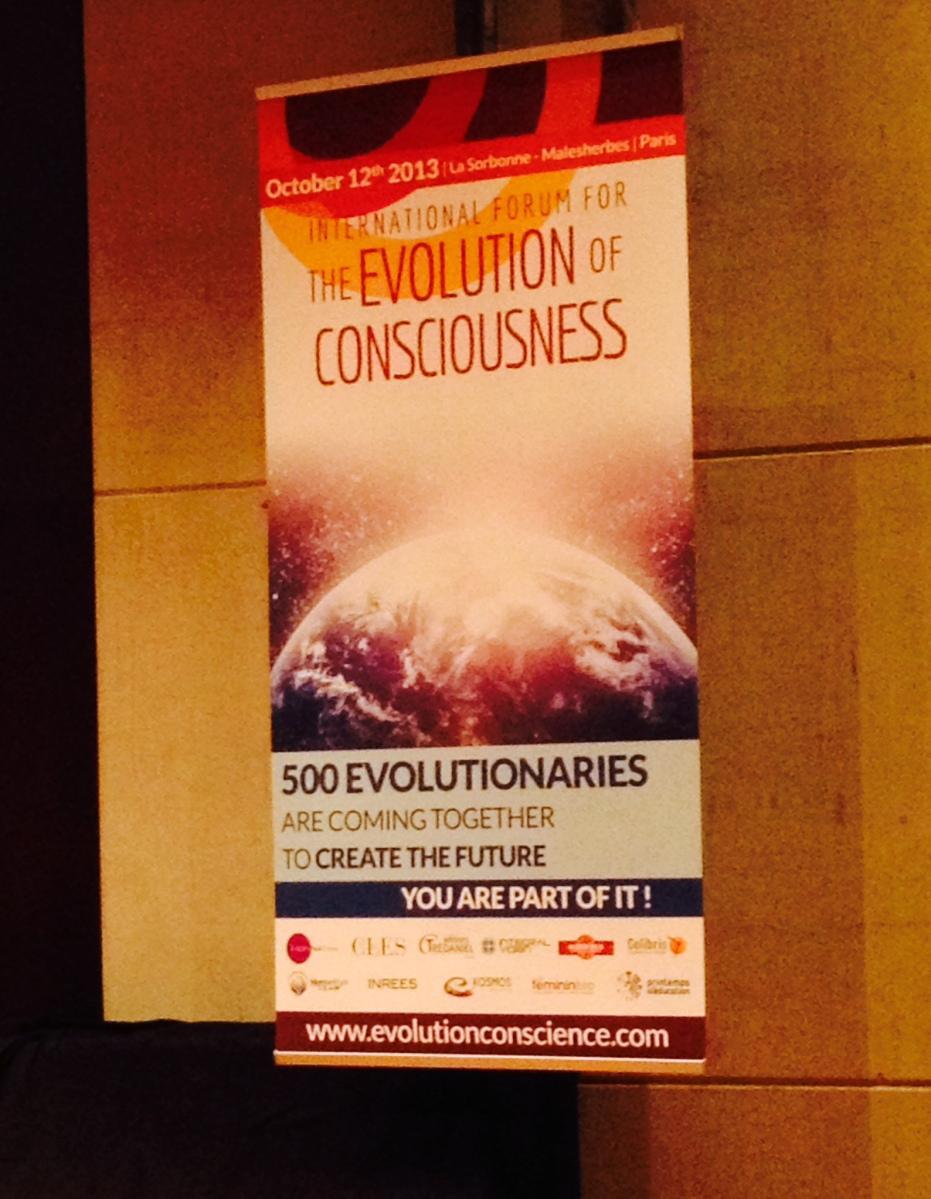Deuxième forum international de l'évolution de la conscience